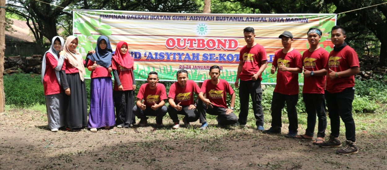 OUTBOUND MADIUN 1